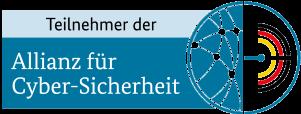 Logo Teilnehmer der Allianz für Cyber-Sicherheit